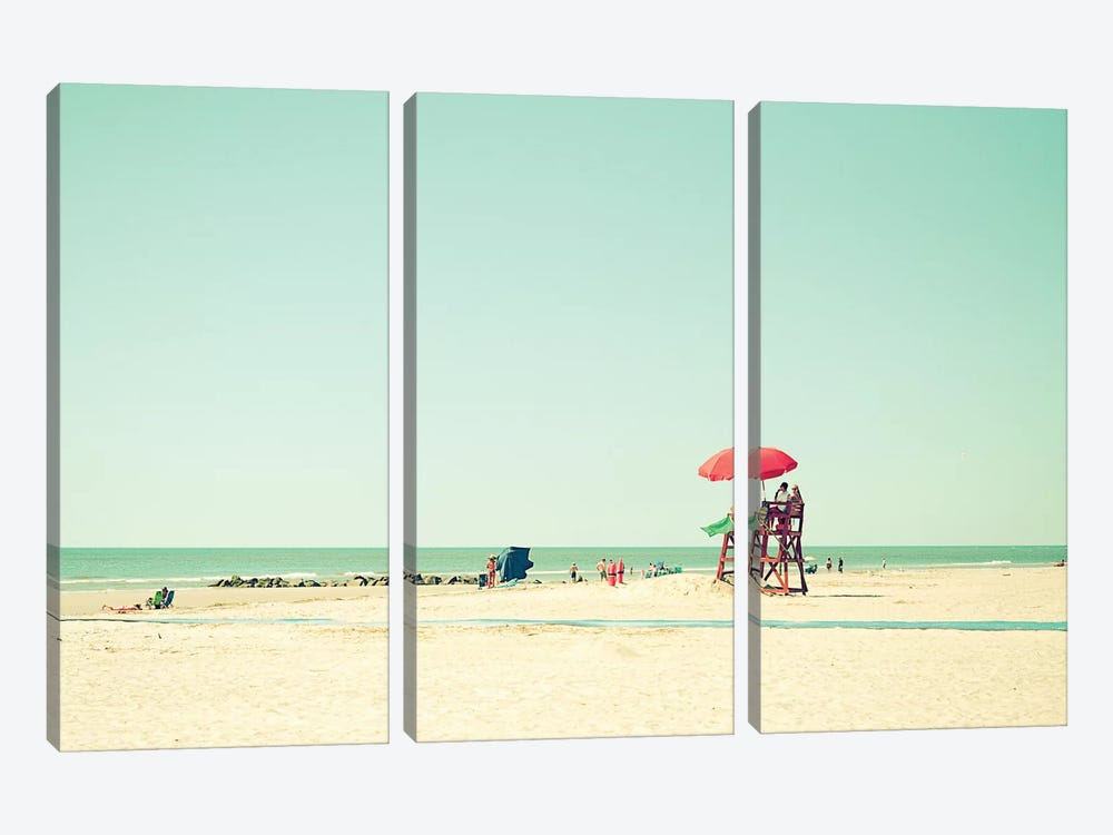 Forever Summer II by Olivia Joy StClaire 3-piece Canvas Artwork