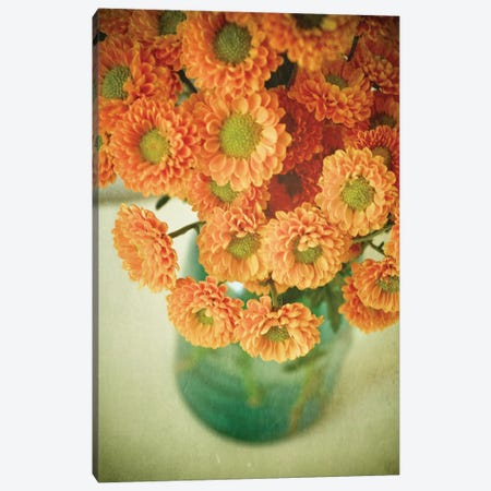 Autumn Bouquet Canvas Print #OJS5} by Olivia Joy StClaire Canvas Art