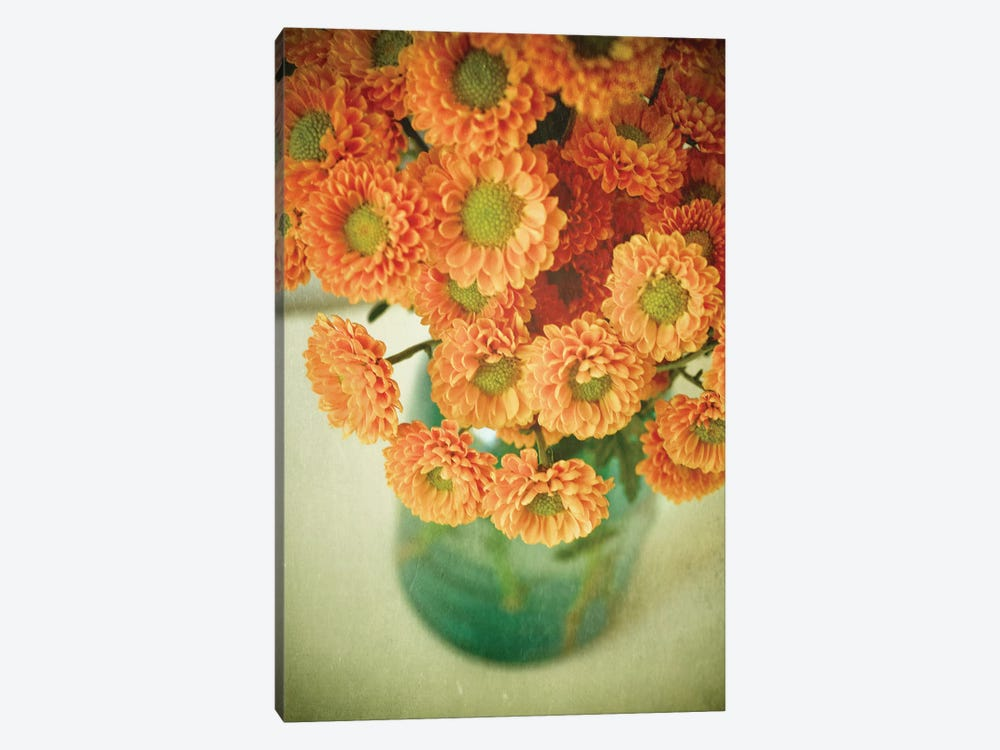 Autumn Bouquet by Olivia Joy StClaire 1-piece Canvas Wall Art
