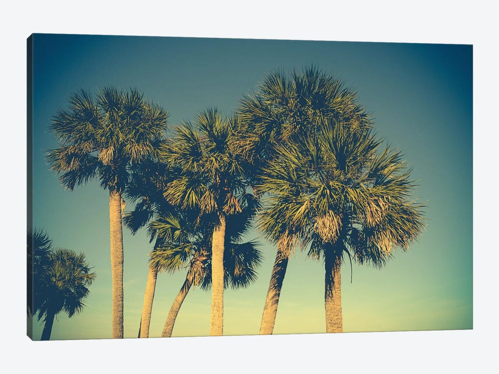 Palm Trees by Olivia Joy StClaire 1-piece Art Print