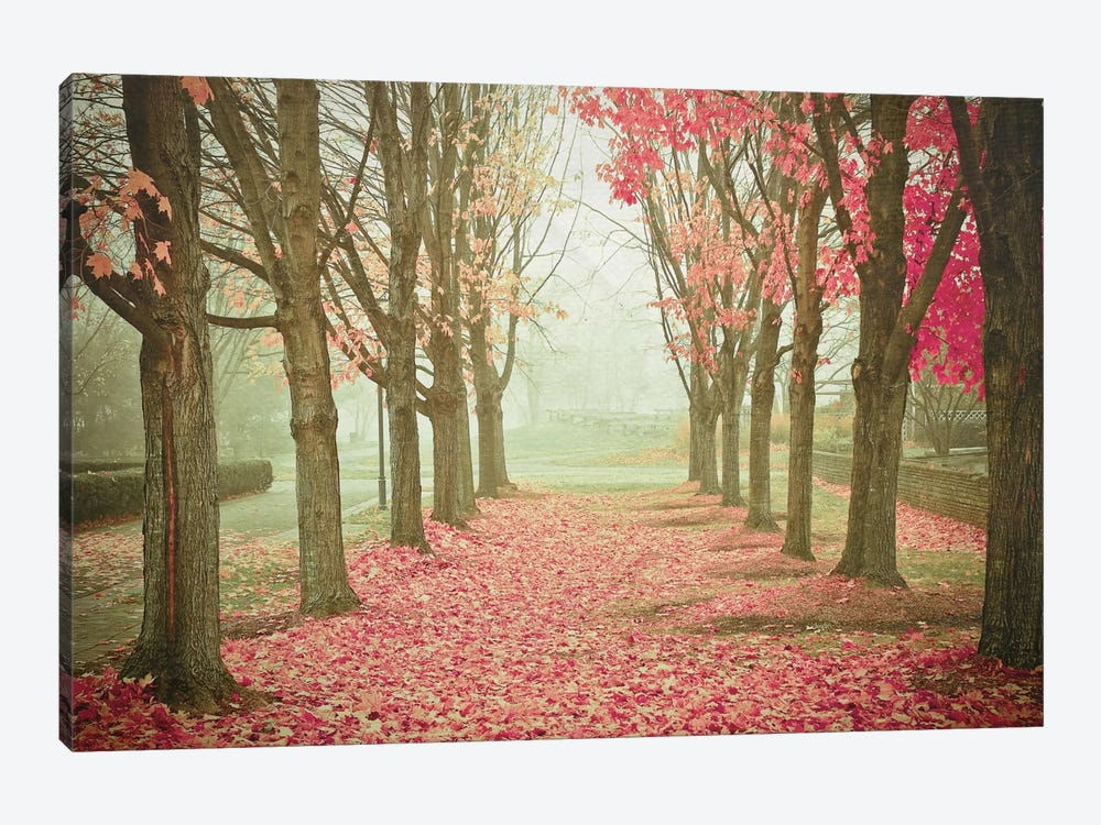 Scarlet Autumn by Olivia Joy StClaire 1-piece Art Print