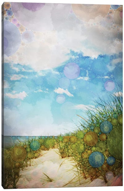 Beach Canvas Art Print