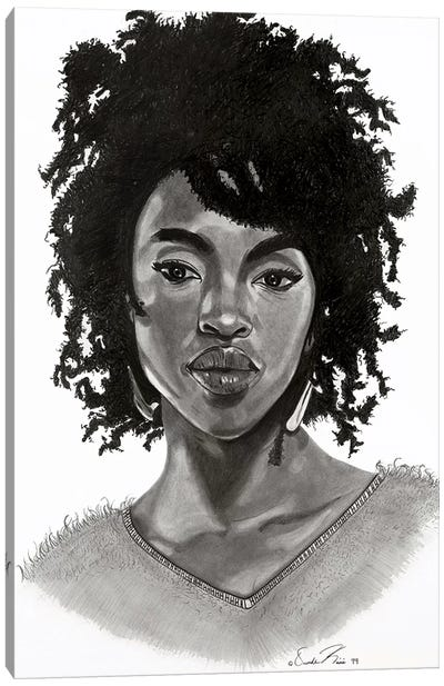 Lauryn Canvas Art Print