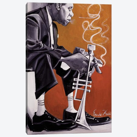 Armstrong Canvas Print #OKA3} by Oronde Kairi Canvas Print