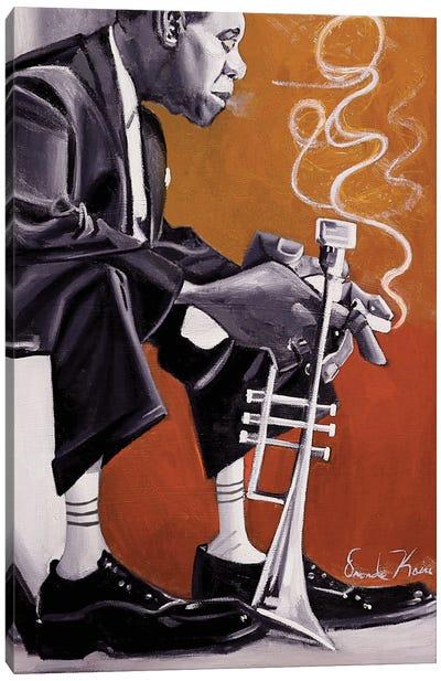 Armstrong Canvas Art Print