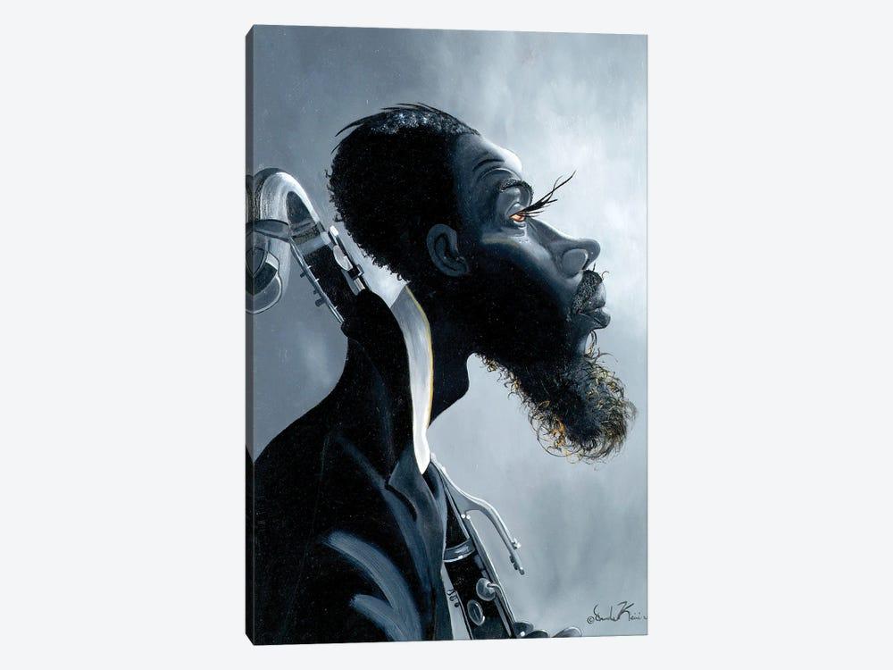 Brother Eric by Oronde Kairi 1-piece Canvas Art Print