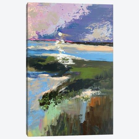 Fields Canvas Print #OKP18} by Oksana Petrova Canvas Artwork