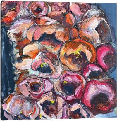 Floral Imagination Canvas Art Print