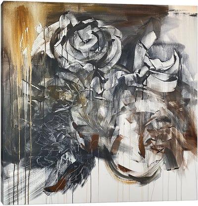 Floral Imaging Dreams Canvas Art Print