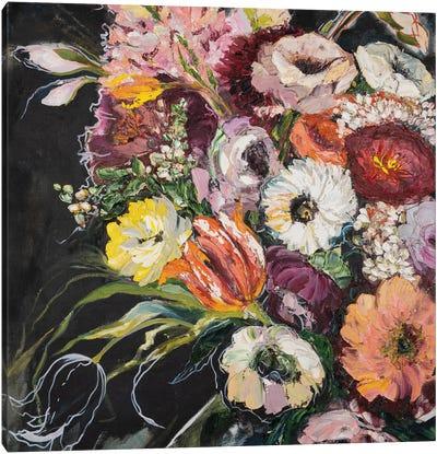 Garden Dreams Canvas Art Print