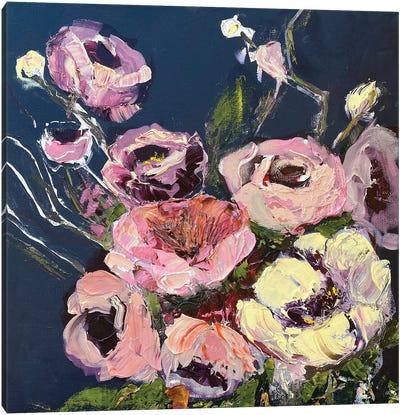 Lovely Roses Canvas Art Print
