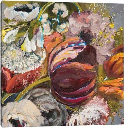 Blooming Beauty Canvas Art Print