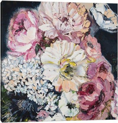 Summer Blooming Desert Canvas Art Print
