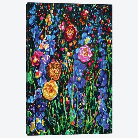 Garden Path Canvas Print #OLE152} by OLena Art Canvas Print