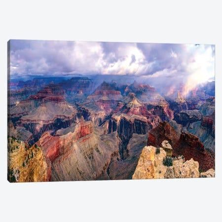 World Of Wonders Canvas Print #OLE157} by OLena Art Canvas Artwork