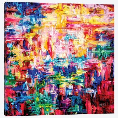 Vincent's Dream Canvas Print #OLE187} by OLena Art Canvas Print