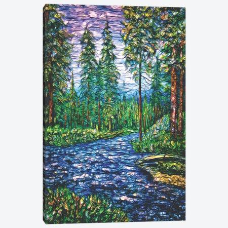 Summer Time Magic II Canvas Print #OLE197} by OLena Art Canvas Artwork