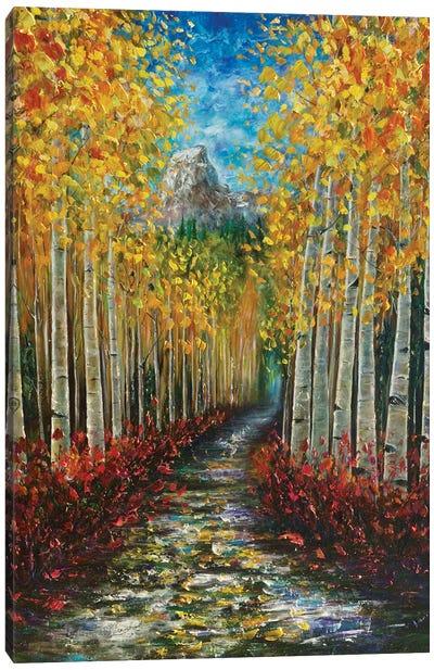 Nelly Creek Canvas Art Print