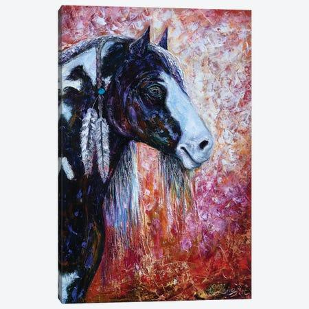 Prairie Spirit Canvas Print #OLE47} by OLena Art Canvas Wall Art