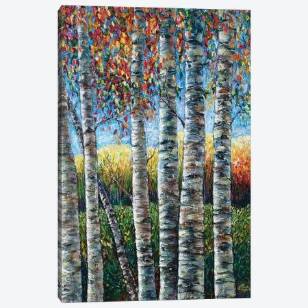 Rocky Mountain High Canvas Print #OLE55} by OLena Art Canvas Art Print