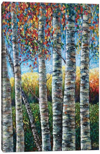 Rocky Mountain High Canvas Art Print