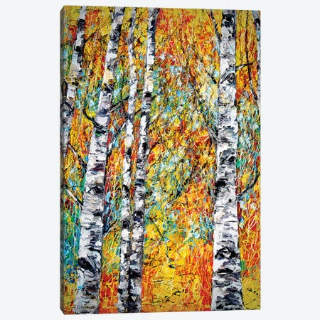 Aspen Fantasy Canvas Print #OLE5} by OLena Art Canvas Art Print