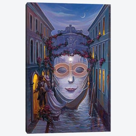 Venice Canvas Print #OLG5} by Oleg Shupliak Canvas Print