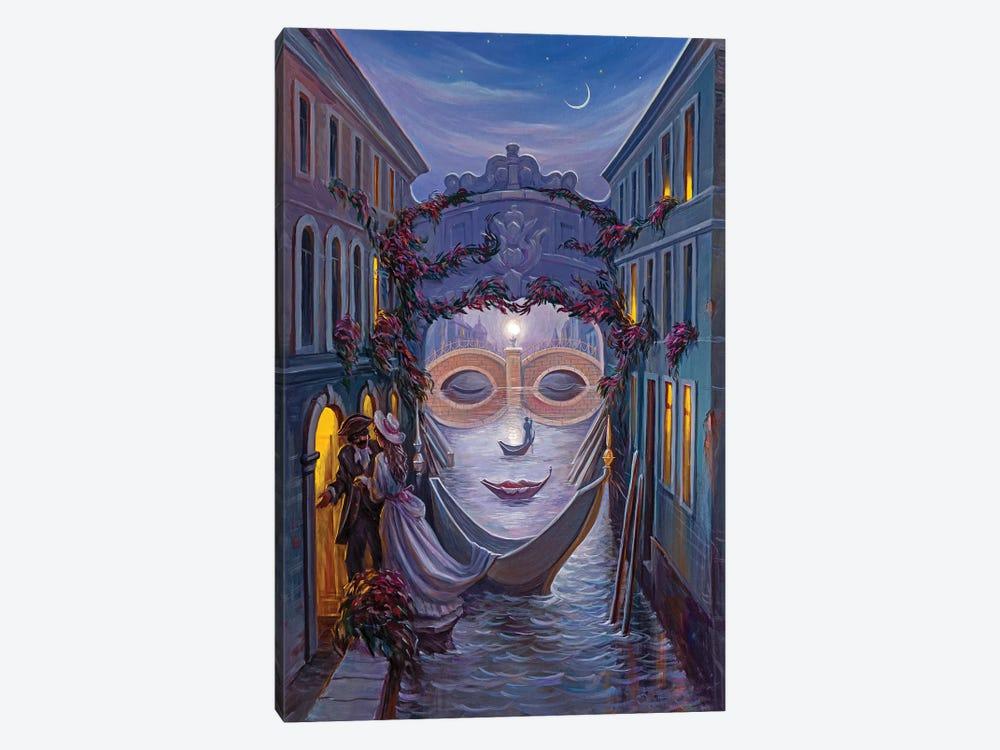 Venice by Oleg Shupliak 1-piece Canvas Wall Art