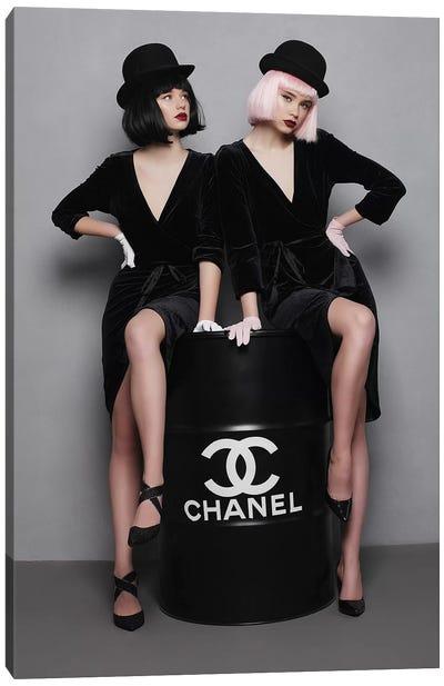 Chanel Fuel I Canvas Art Print