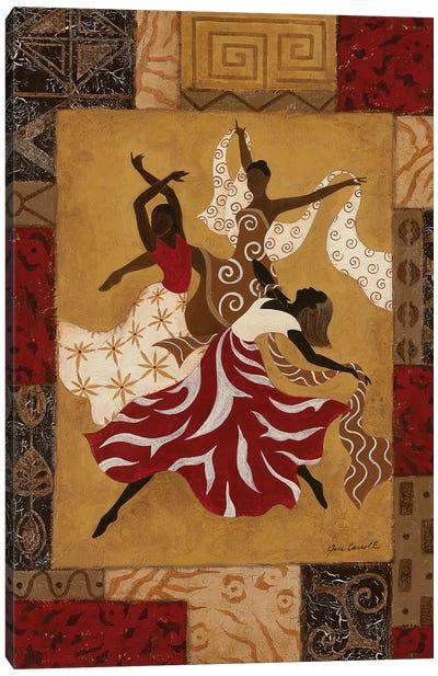 Rejoice II Canvas Art Print