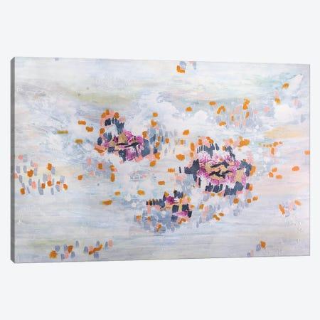 Golden Garden Canvas Print #OLM11} by Christine Olmstead Canvas Art