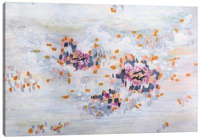 Golden Garden Canvas Art Print