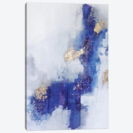 Afraid To Fall I Canvas Print #OLM1} by Christine Olmstead Canvas Artwork