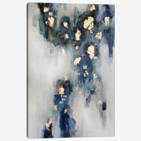 Star Dust 3-Piece Canvas #OLM25} by Christine Olmstead Canvas Art
