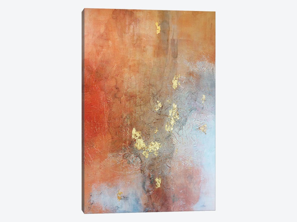 Burning Me Up by Christine Olmstead 1-piece Canvas Wall Art