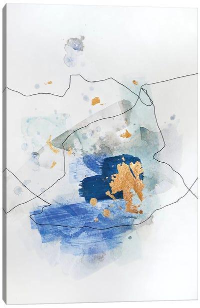 Backseat Blues Canvas Art Print