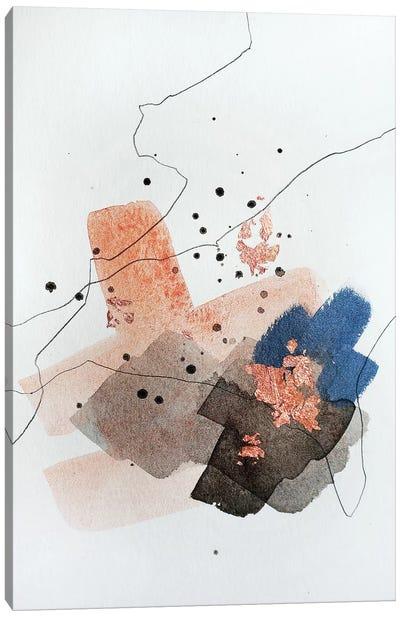 Divide I Canvas Art Print