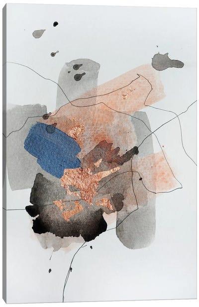Divide II Canvas Art Print