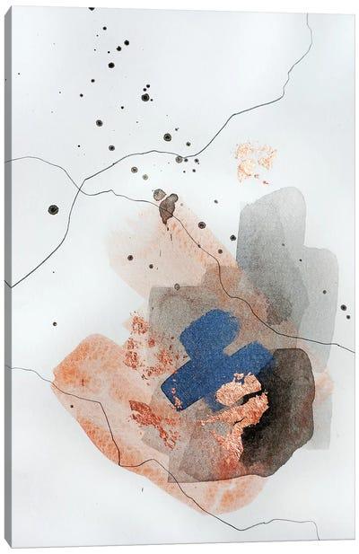Divide III Canvas Art Print