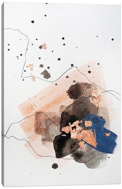 Divide IV Canvas Art Print