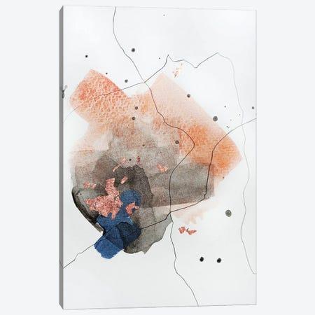 Divide VI Canvas Print #OLM41} by Christine Olmstead Art Print