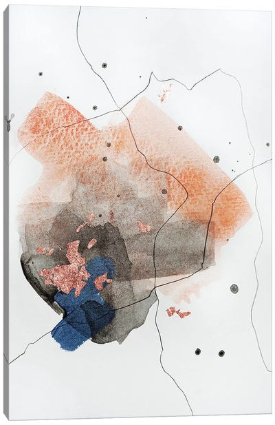 Divide VI Canvas Art Print