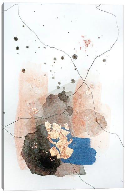 Divide VII Canvas Art Print