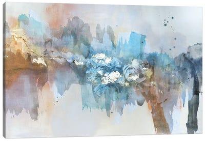 Don't Stop But Slow Down Canvas Art Print