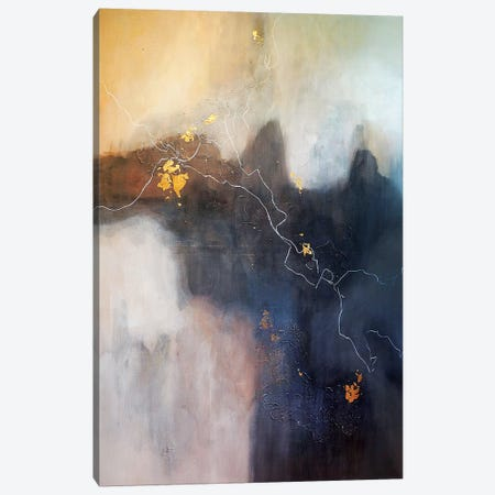 Let It Hold Your Hand Canvas Print #OLM51} by Christine Olmstead Canvas Wall Art