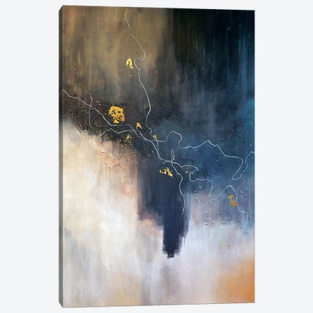 Unto Ashes Canvas Print #OLM52} by Christine Olmstead Canvas Art