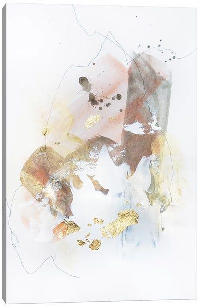 Deconstruction V Canvas Art Print