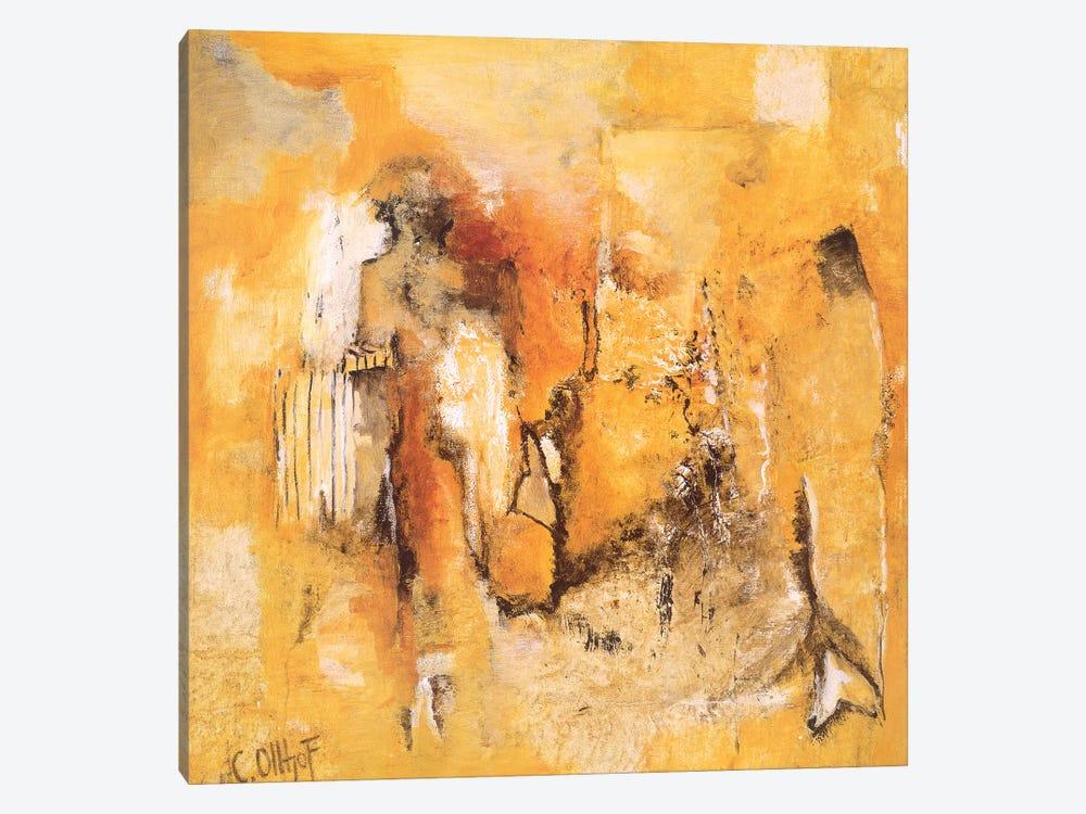 Mistique I by Corry Olthof 1-piece Canvas Art Print