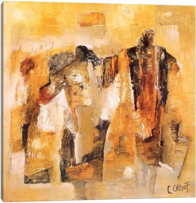 Mistique II Canvas Art Print