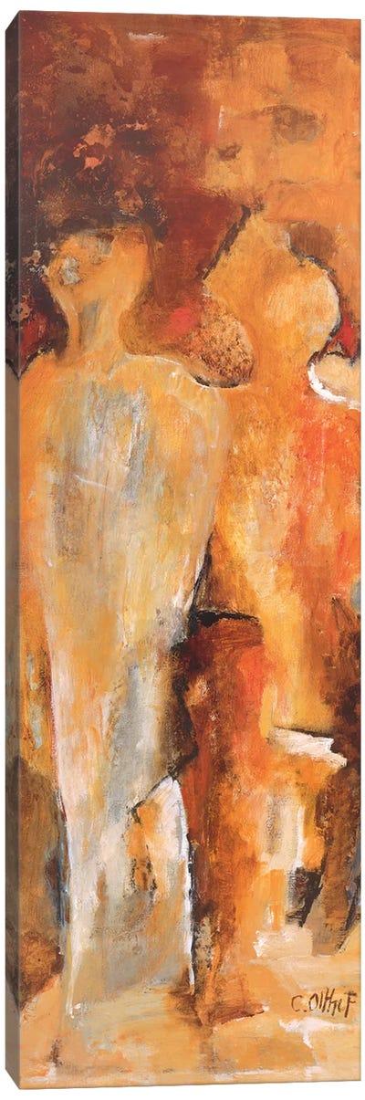 Oriental I Canvas Art Print